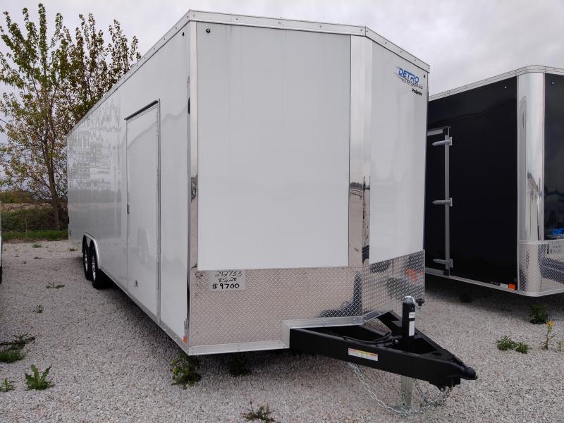 2020 Sure-Trac 8.5x28 Pro Series Wedge C Hauler TA 10K