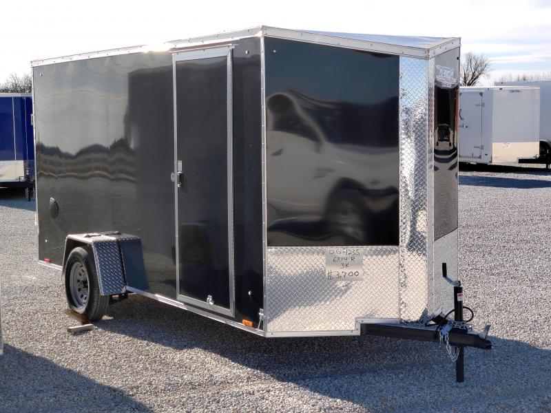 2021 Cargo Express 6x14 3K Enclosed Trailer