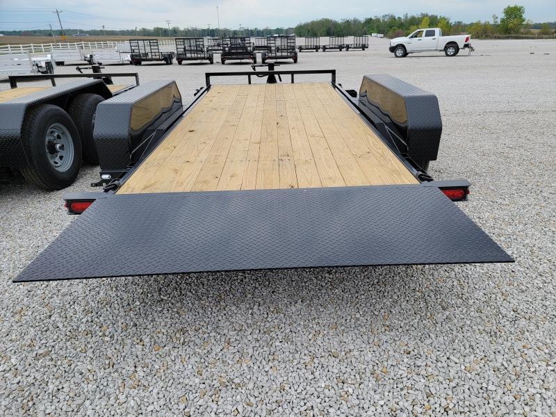 2021 Sure-Trac 7x16 Tilt Bed 14K Equipment Trailer