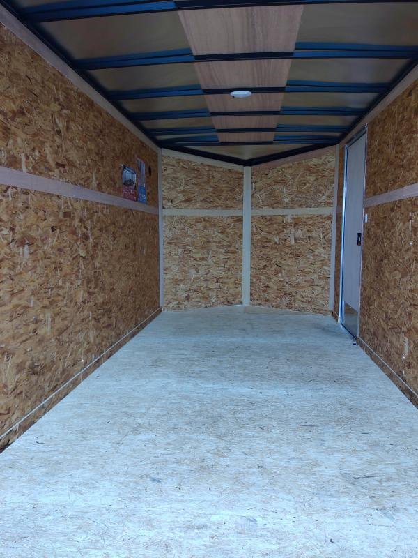 2021 Cargo Express 7X16 Enclosed DRD Trailer