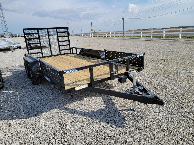 2021 Sure-Trac 7 x 14 Tube Top ATV Trailer  7K Tandem