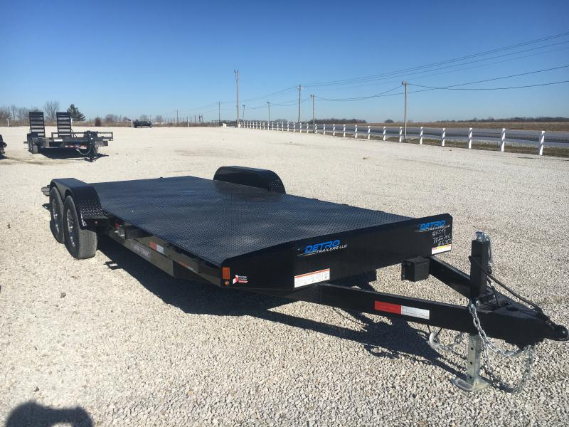 2021 Sure-Trac 82x22(18+4) Steel Deck 10K Car Hauler