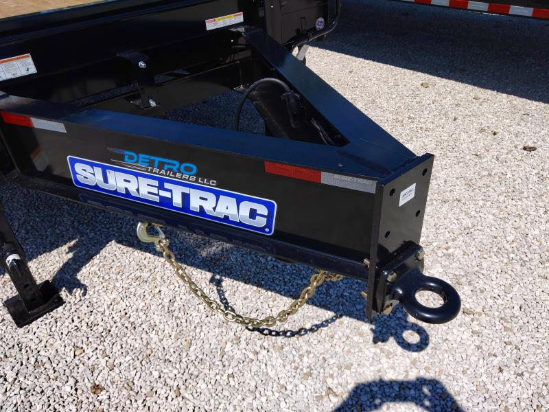 2021 Sure-Trac 8.5x25+5 LowPro Deckover Dual Tandem 22.5K