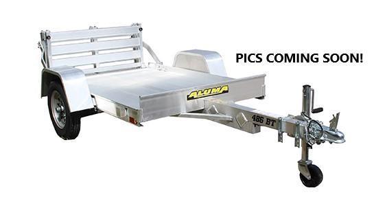2022 Aluma 54X10 Utility Trailer
