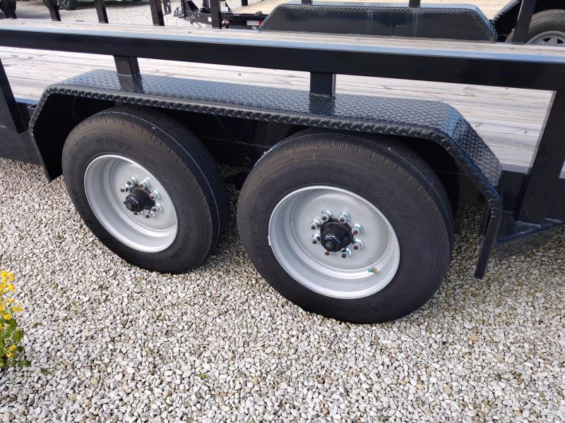 2019 Sure-Trac 7x20 16K Heavy Duty Equipment Trailer