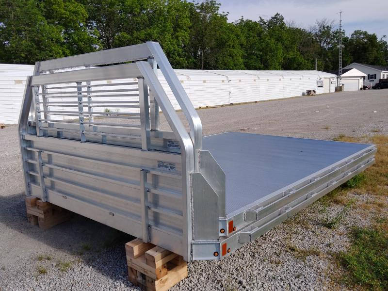 2021 Aluma 96X106 Truck Bed for Dually Regular Bed