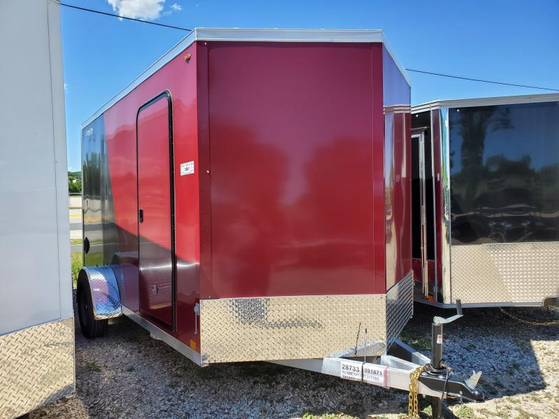 2021 Legend Trailers 7x14 Single Axle Enclosed Cargo Trailer