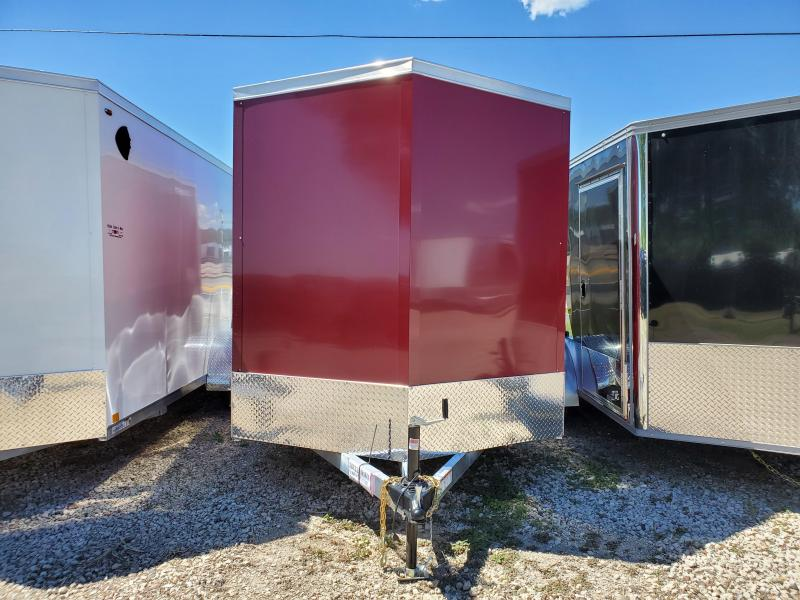2021 Legend Trailers 7x14 Single Axle Enclosed Cargo Trailer