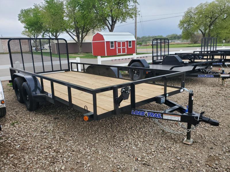 2021 Load Trail 83X16 Utility Trailer