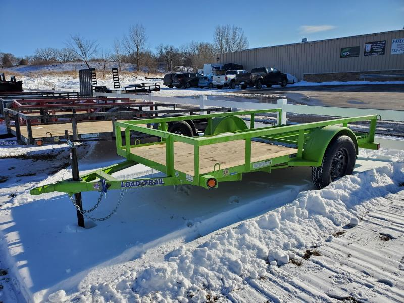 "2021 Load Trail 60""X10' SINGLE AXLE Utility Trailer"