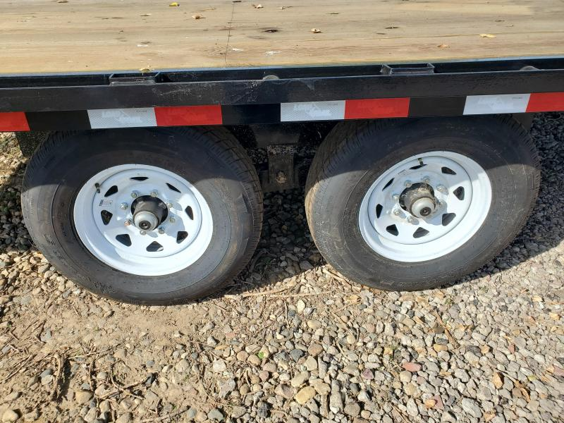 2021 Load Trail 102x20 Deck Over Equipment Trailer
