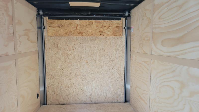 2022 United Trailers 7X12 SINGLE AXLE Enclosed Cargo Trailer
