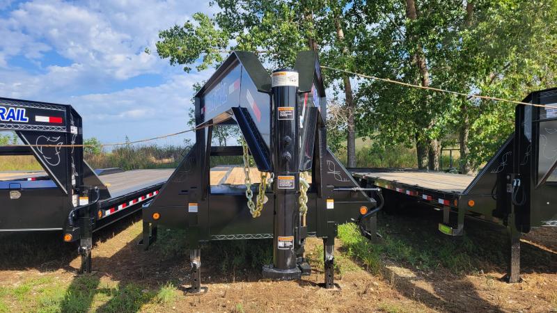 "2022 Load Trail 102""X40' LOW PRO GOOSENECK W UNDER FRAME BRDIGE Equipment Trailer"