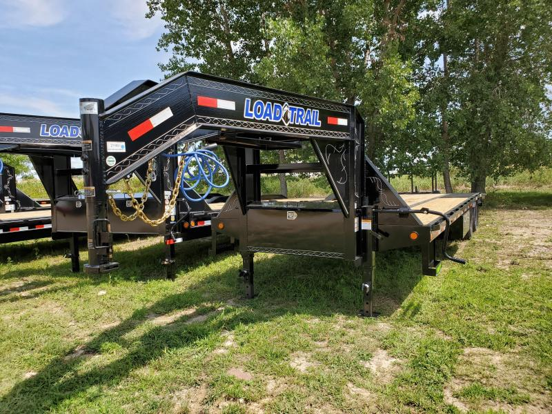 2021 Load Trail 102x32 Low Pro W/Hyd. Dovetail Flatbed Trailer