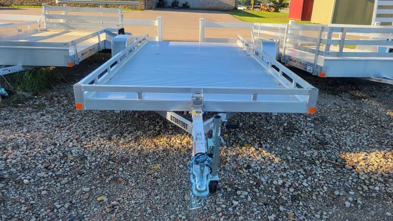 2022 Bear Track 81x14 Tilt Deck Utility Trailer