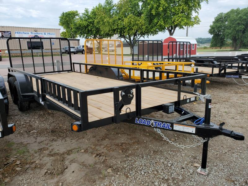 2021 Load Trail 83x18 Tandem Axle Utility Trailer
