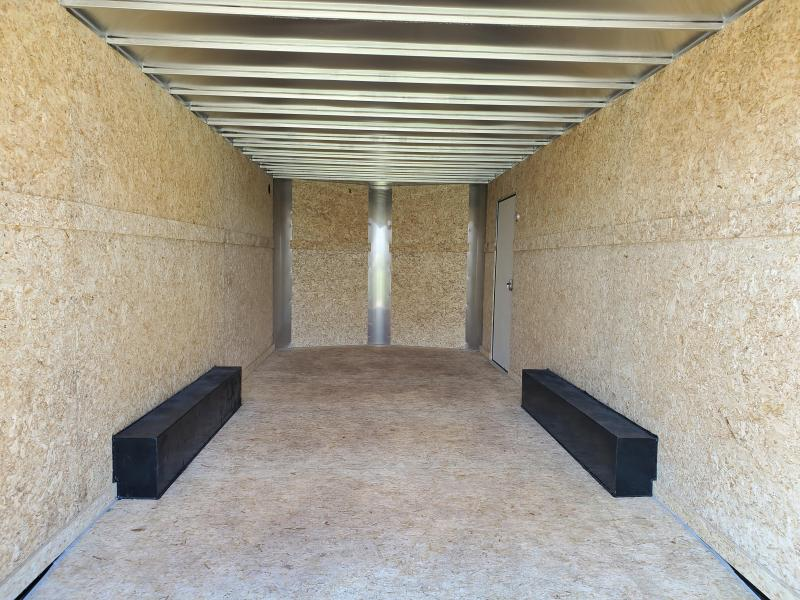 2021 Bighorn 8.5x20 Tandem Axle Enclosed Cargo Trailer