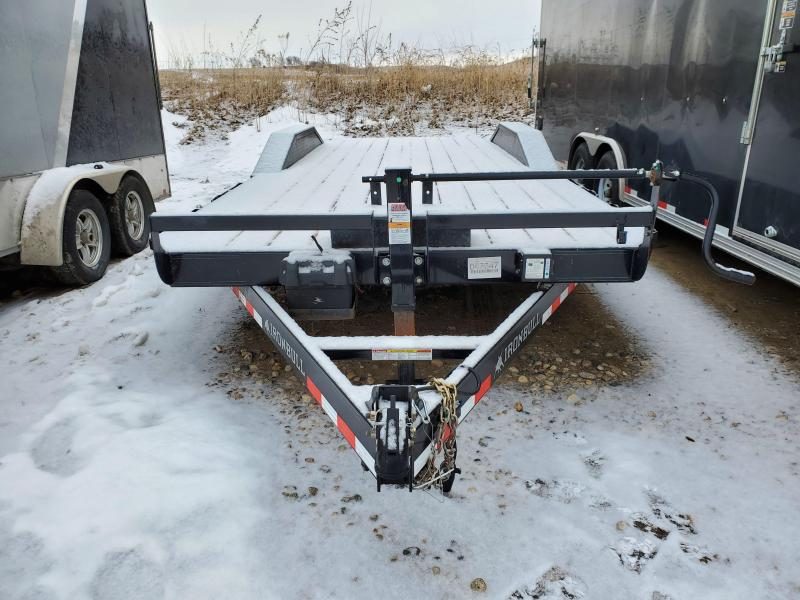 2021 Norstar Iron Bull 102x22 Tandem Axle Equipment Trailer