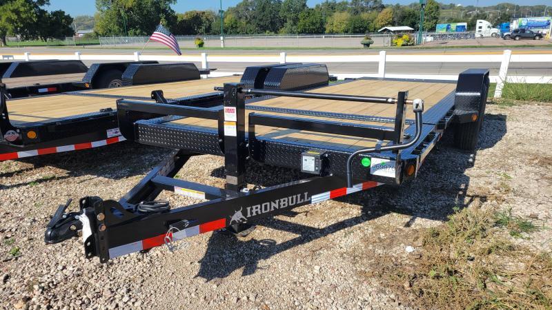 2022 Norstar 83x20 Lo-Pro Gravity Tilt Equipment Trailer