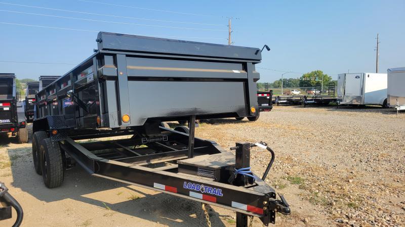 """2022 Load Trail 83""""X14' TANDEM AXLE Dump Trailer"""