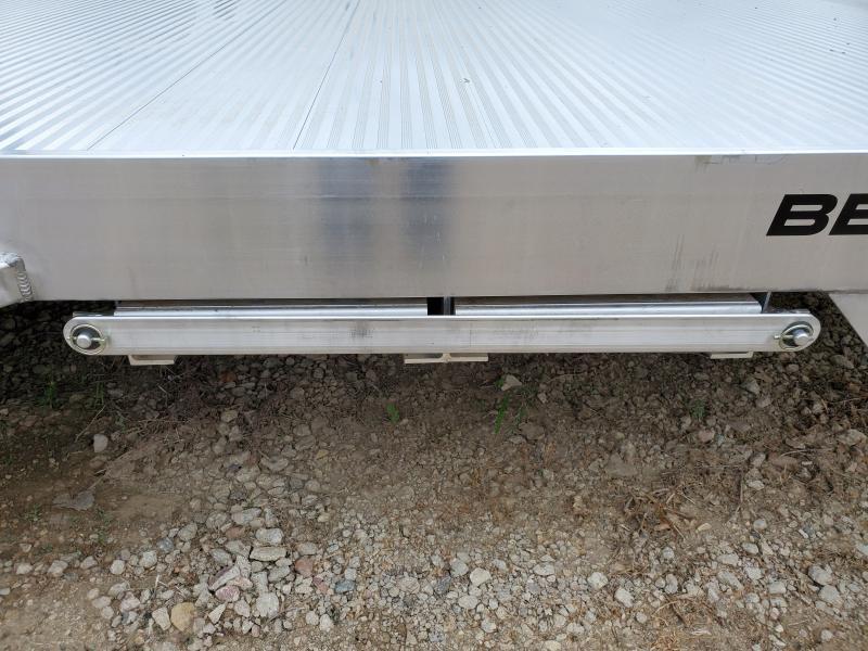 2021 Bear Track 81x18 Tandem Axle Utility Trailer