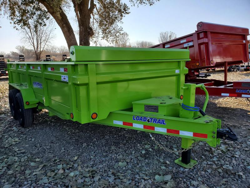 "2021 Load Trail 83""X16' TANDEM AXLE Dump Trailer"
