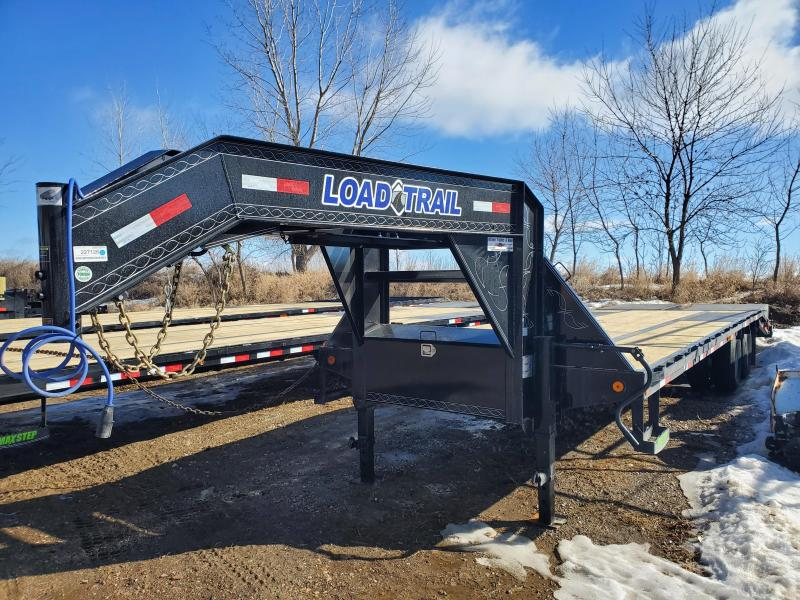 "2021 Load Trail 102""X28' LOW PRO GOOSENECK Equipment Trailer"