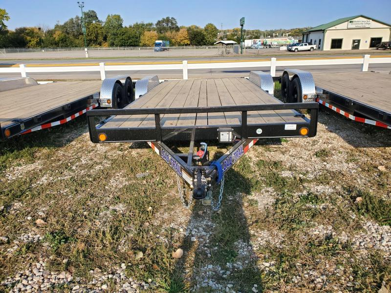 "2021 Load Trail 83"" x 20' Tandem Axle Equipment Trailer"