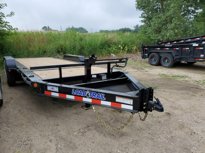 2021 Load Trail 83x20 Tandem Axle Tilt-N-Go Equipment Trailer