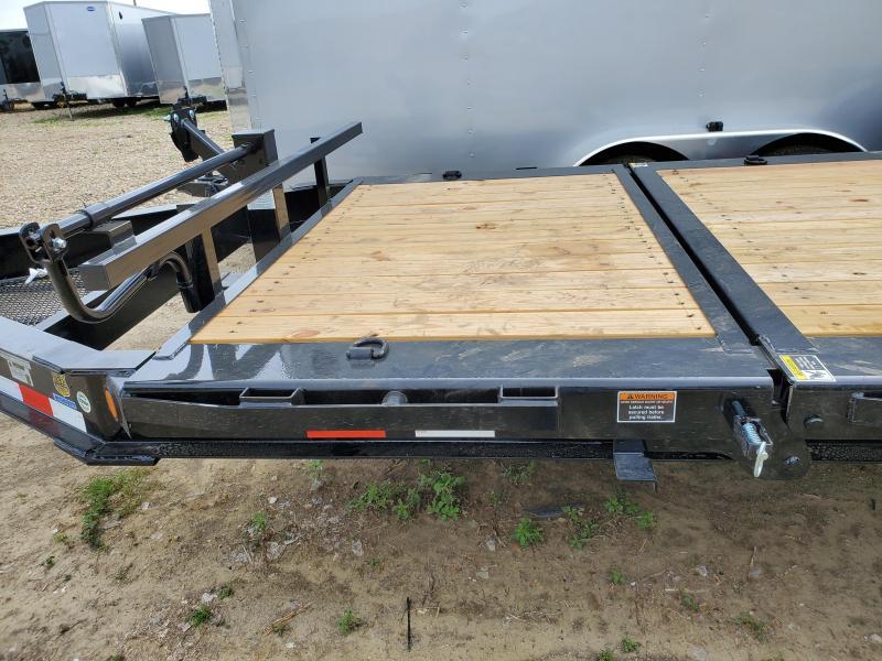 2021 Load Trail 83x20 Tandem Axle Tilt-N-Go Equipment Trailer