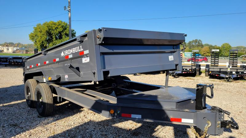 2022 Norstar Ironbull 83x14 Tandem Axle Dump Trailer