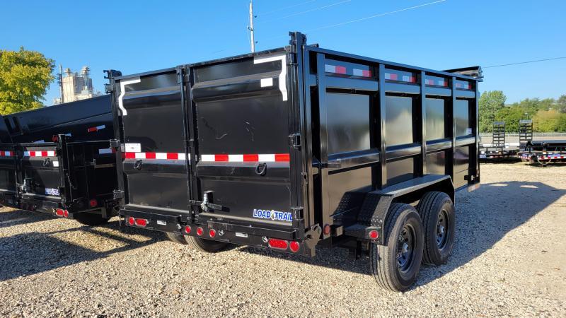 2022 Load Trail 83x14 Tandem Axle Gooseneck Dump Trailer