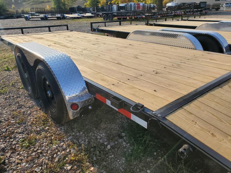 "2021 Load Trail 83"" x 20' Tandem Axle Equipment Trailer"