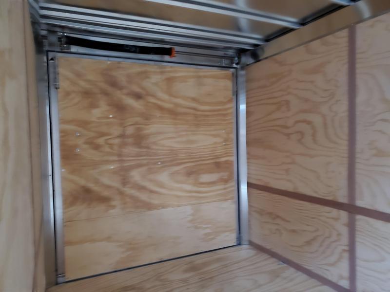 2021 NEO Trailers 6x12 Single Axle Aluminum Enclosed Cargo Trailer