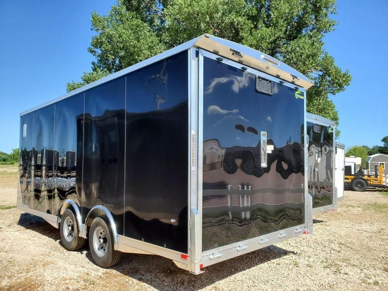 2021 NEO Trailers 8.5x20 Tandem Axle Aluminum Enclosed Cargo Trailer
