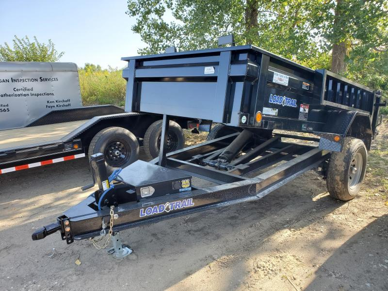 2021 Load Trail 60x10 Tandem Axle Dump Trailer