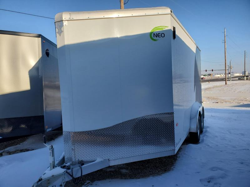 2021 NEO Trailers 7.5X14 TANDEM AXLE Enclosed Cargo Trailer