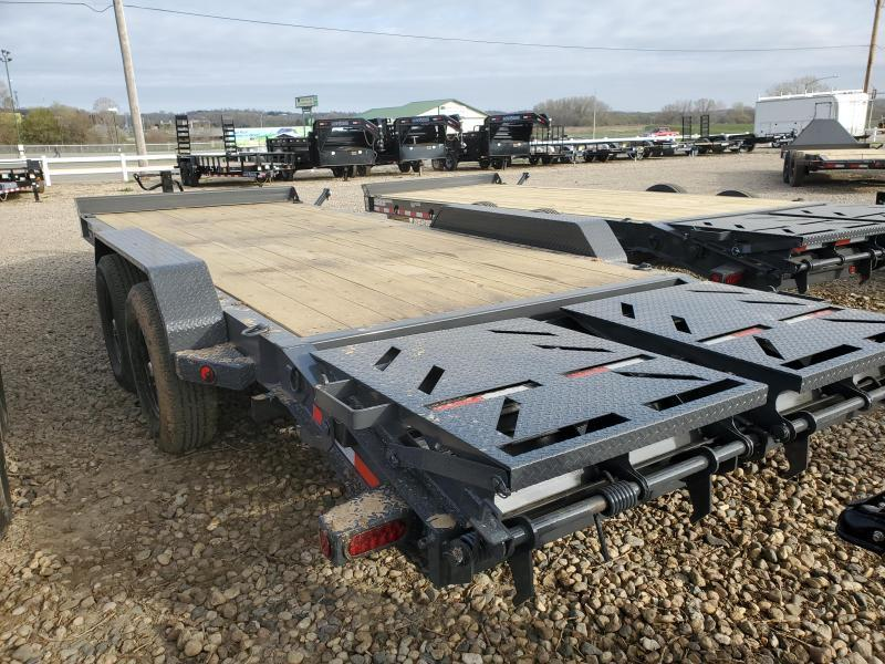 2021 Norstar Ironbull 83x20 Equipment Trailer