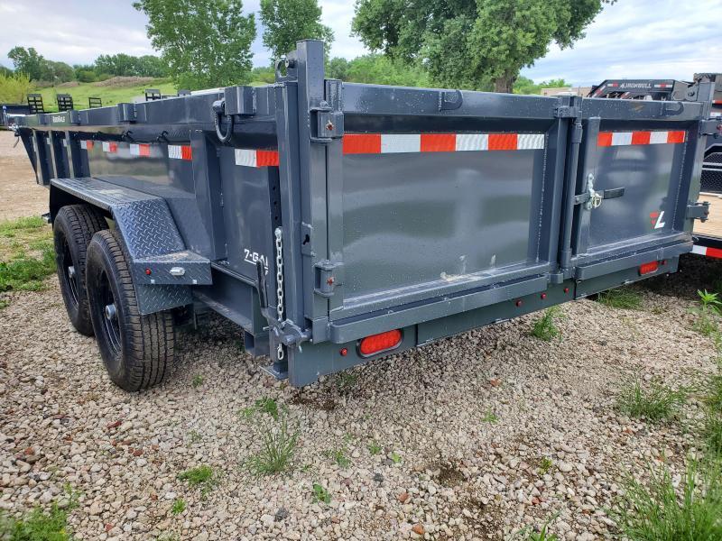 2021 Lamar Trailers 83x16 Tandem Axle Dump Trailer