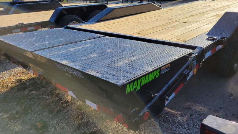 2022 Load Trail 102x24 Tandem Axle Carhauler Equipment Trailer