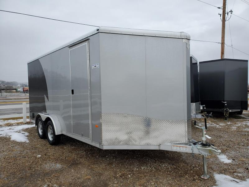 2021 NEO Trailers 7.5x16 Enclosed Cargo Trailer