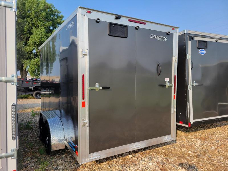 2022 Legend Trailers 7x14 Tandem Axle Enclosed Cargo Trailer