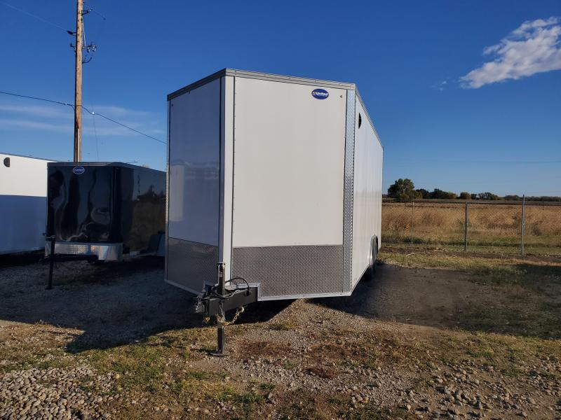 2021 United Trailers 8.5 X 20 Enclosed Cargo Trailer