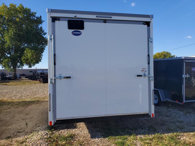 2021 United Trailers 8.5 X 20 Enclosed Cargo Trailer