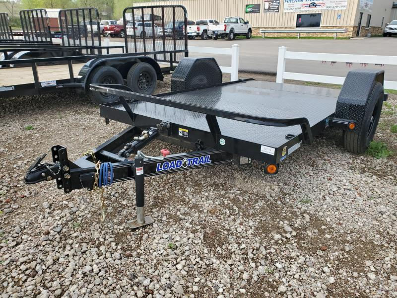 2021 Load Trail 77X12 Equipment Trailer