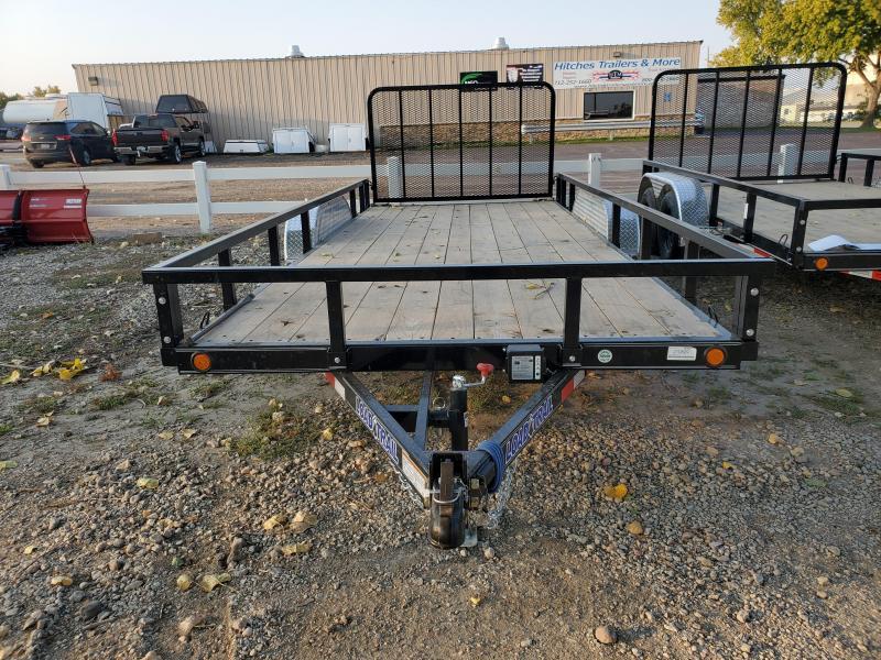 "2021 Load Trail 83"" x 18' Tandem Axle Utility Trailer"
