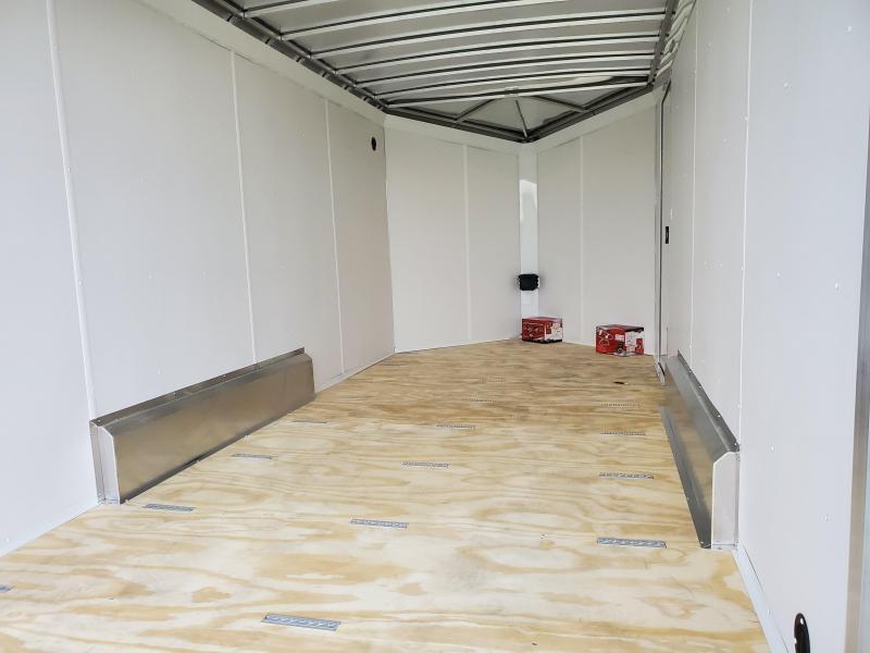 2021 NEO Trailers 7.5x16 Tandem Axle Aluminum Enclosed Cargo Trailer