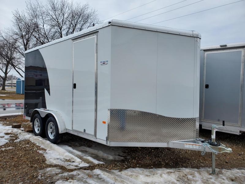 2021 NEO Trailers 7.5x14 Enclosed Cargo Trailer