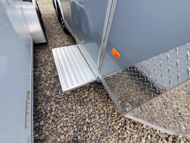 2021 NEO Trailers 8.5x20 Tandem Axle Aluminum Enclosed Cargo Trailer