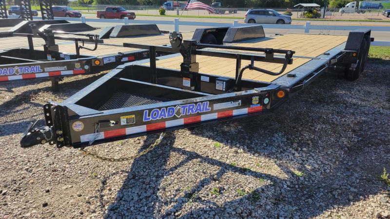 2022 Load Trail 83x22 Tilt- N-Go Equipment Trailer